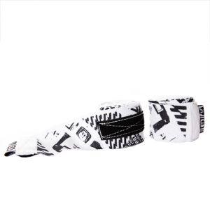 Bandes de maintien pro v4 imprimée blanc 250 / 350 / 450cm