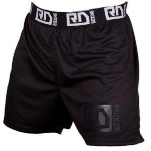 Boxing Shorts Performer Filet Mesh Black