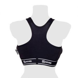 Brassiere de protection feminine V4 NOIR RD boxing