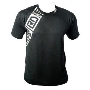 breathable tech t shirt unisex black RD BOXING V4