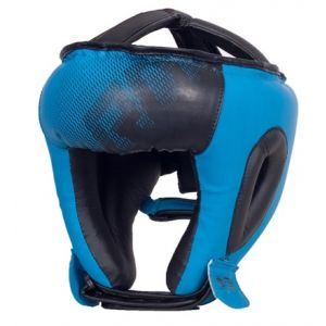 Casque boxe adulte V5 bleu FADE RD boxing
