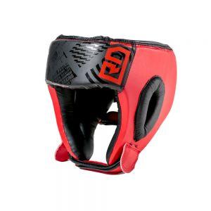 casque boxe Junior V4 rouge RD boxing