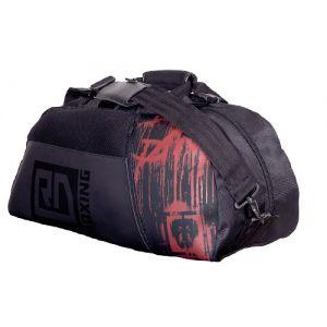 convertible gym bag RD BOXING V5 STENCIL BLACK