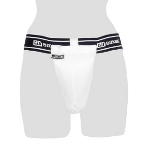 Coquille Féminine coton V5 RD boxing
