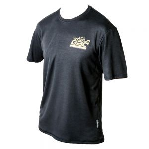 EVENT WEAR : T-shirt respirant WGBC noir Ltd