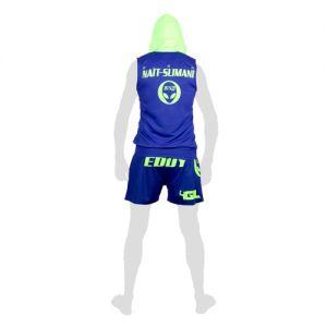 FIGHTER WEAR : Tenue Eddy NAIT SLIMANI Ltd