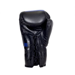 gants de boxe combat KLIMAX noir/bleu v5 RD boxing