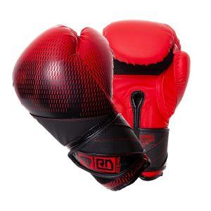 Gants de boxe Rumble V5 FADE rouge-noir RD boxing