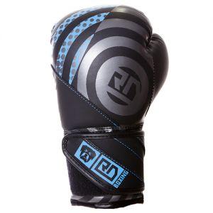 Gants de boxe Rumble V5 PMG turquoise-noir RD boxing