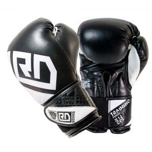 gants de boxe training v4 noir RD boxing