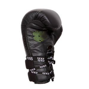 gants de boxe ultimate à lacet CUIR V5 RD boxing