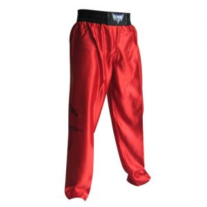 pantalon full contact phoenix rouge