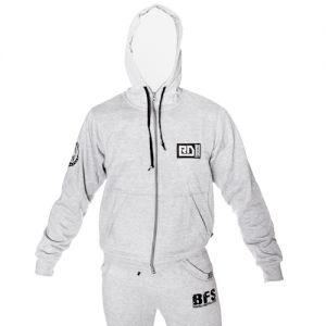 PERSO CLUB : survêtement veste zippée à capuche