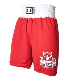 PERSO CLUB: Short reversible boxe anglaise