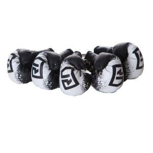 Porte clés stencil noir/blanc RD Boxing