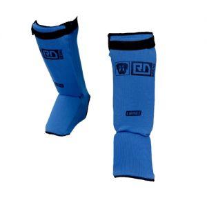protege tibia/pied v3 bleu RD boxing