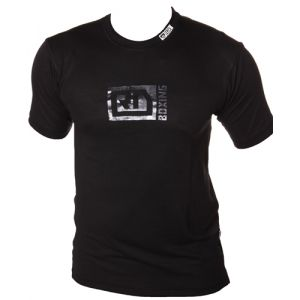 t shirt technique respirant unisex noir RD BOXING V4